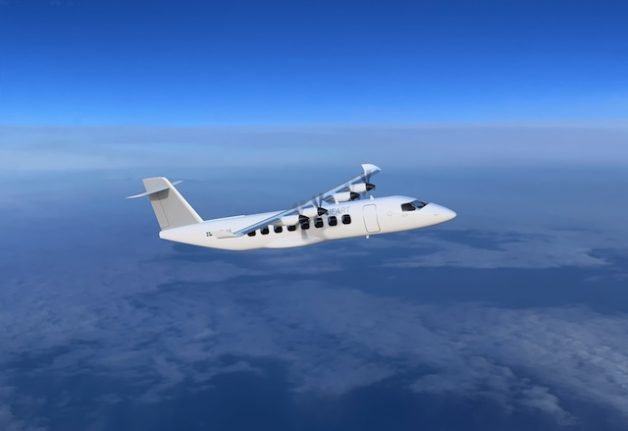 Era of electric flight ready for takeoff in Sweden