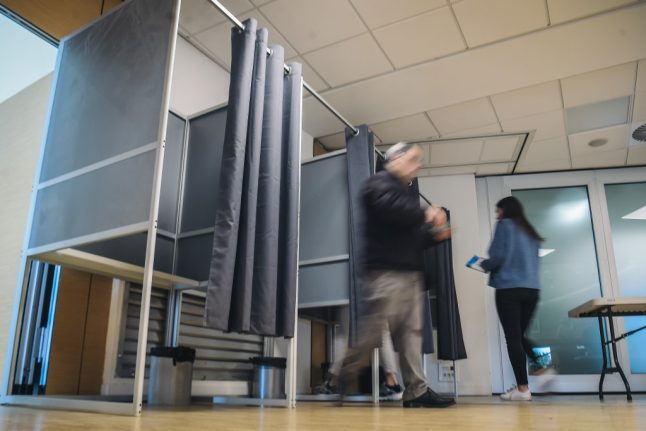 Can British people vote in French elections after Brexit?