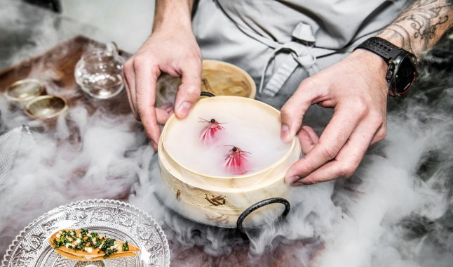 This is Sweden's newest Michelin-starred restaurant