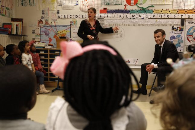 EXPLAINED: Why teaching English in French schools is so difficult
