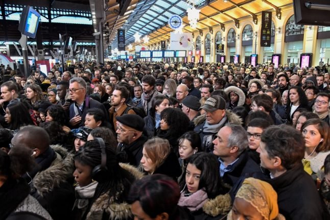 Why Paris railway stations are the worst rated in Europe
