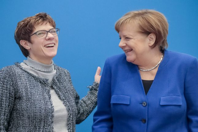 AKK: What caused the rise and fall of Merkel's heir apparent?