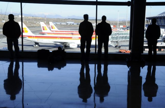Madrid's Barajas airport reopens after drone sighting forced closure