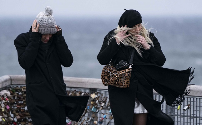 Thousands left without electricity in Sweden in the wake of powerful Storm Ciara