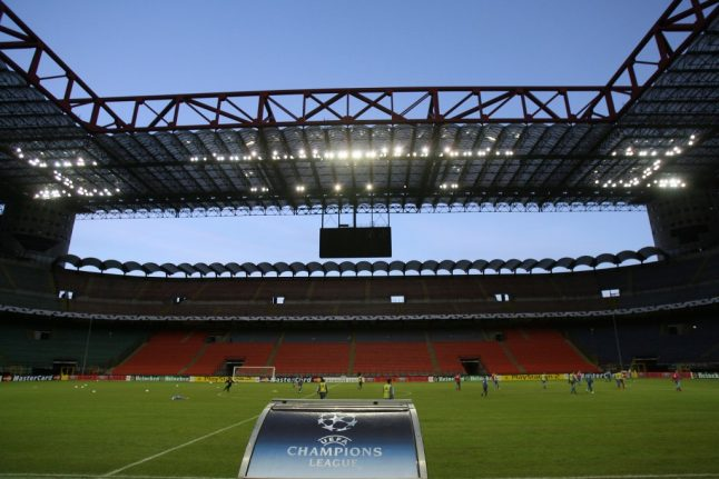 Coronavirus: Italian Serie A football matches to be played in empty stadiums