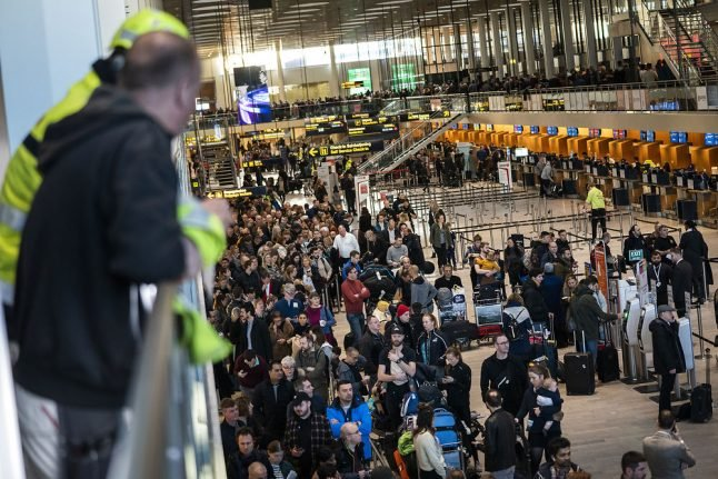 What are your rights if your flight is delayed or cancelled in Denmark?