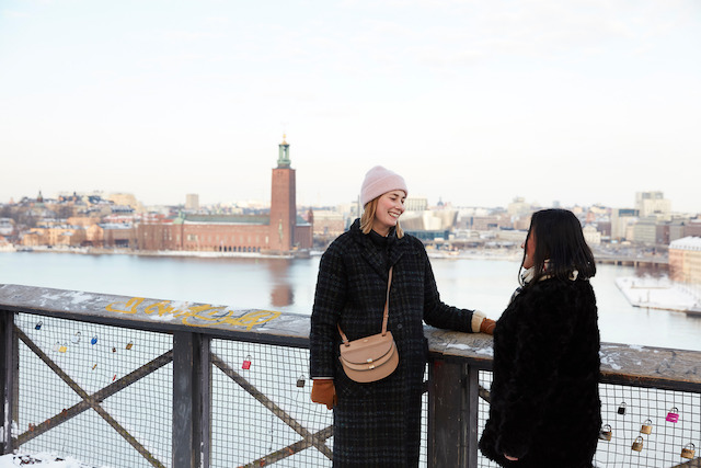 What makes Stockholm such a magnet for international students?