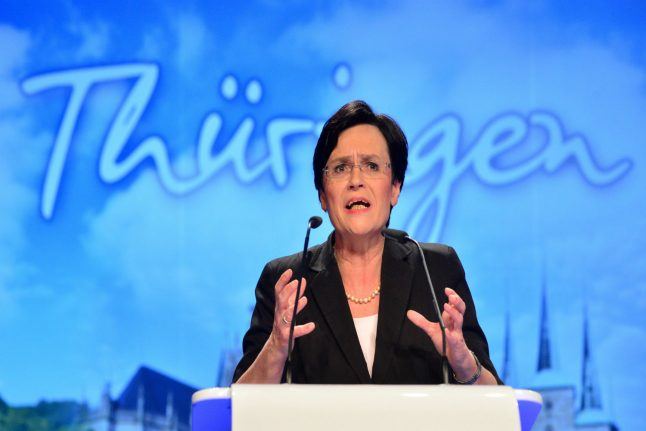 'Space to build bridges': Thuringia to vote again after far-right scandal