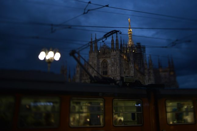 Tourist hit and killed by tram in Milan