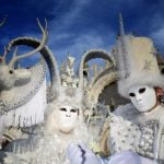 13 of the best photos from this year's Venice carnival