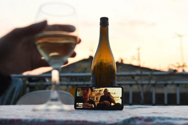 How to have a virtual night out in France during lockdown