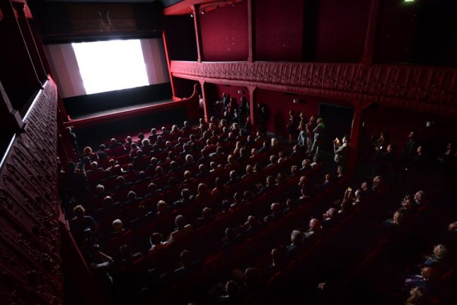 These are the March screenings of French films with English subtitles in Paris
