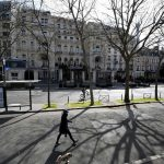 Coronavirus death toll in France rises by 112 as parliament declares 'health emergency'