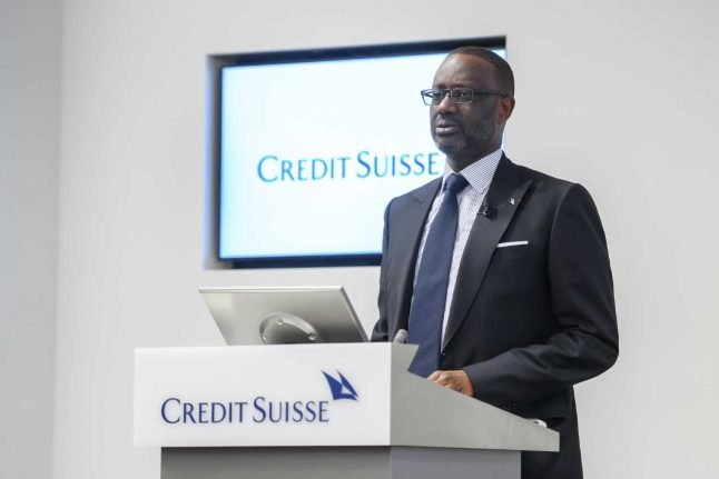 Switzerland: Ex-Credit Suisse boss pocketed $11m in spy scandal
