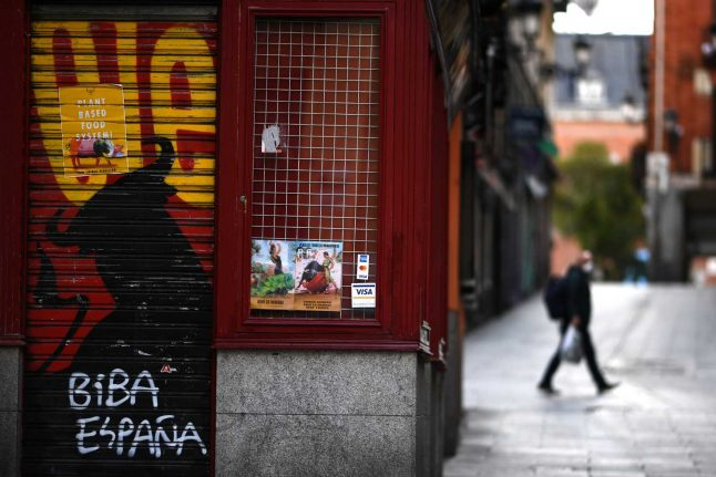 Spain records highest one-day coronavirus death toll with 838 new fatalities