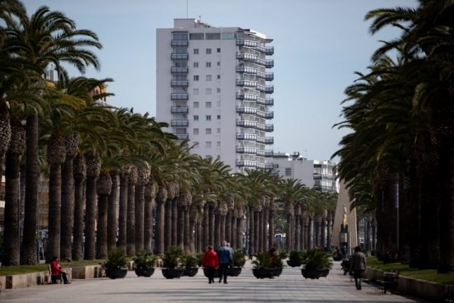 Spain publishes list of hotels open for emergency guests during coronavirus lockdown