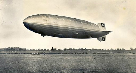 'Titanic of the skies': What is the history behind the Hindenburg's first flight?