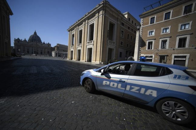 More than 50,000 people in Italy charged with breaking quarantine rules