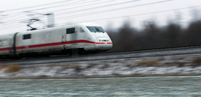 Loose bolts on high-speed ICE rail line was a 'possible attack', say German police