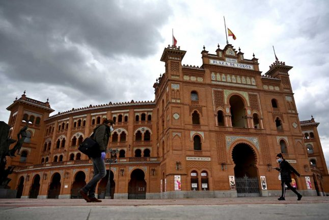 'It's sad but we keep in touch': How foreigners experience the coronavirus in Spain