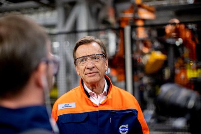 Volvo to cut up to 1,300 jobs in Sweden