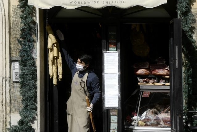Here are the businesses that can start reopening in Italy