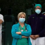 Spain's daily coronavirus death toll drops below 400 for the first time in a month
