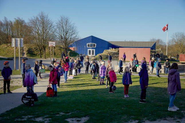 'I was crying in fear': How parents felt about Denmark's school reopening