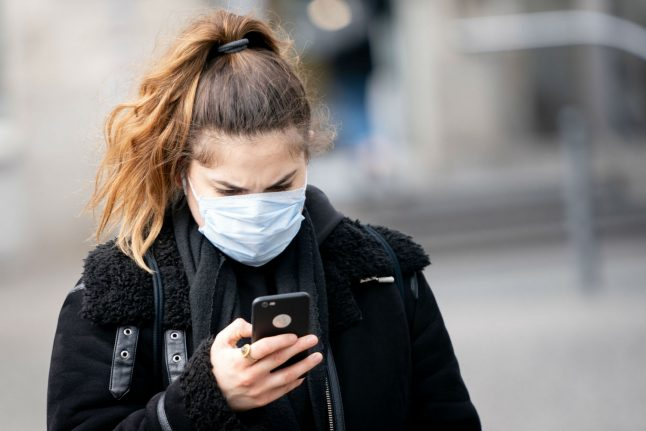 Privacy-mad Germany turns to app to track coronavirus spread