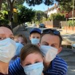 Coronavirus in Spain: Our first day out as a family since lockdown was eased