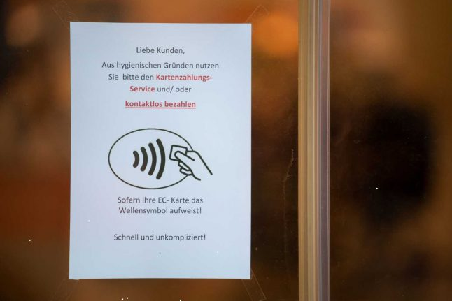 Contactless card payment limit in Switzerland to be raised to 80 francs