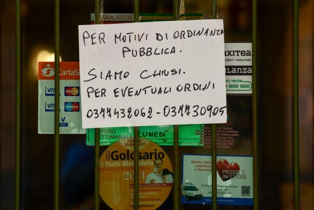 Here's how to apply for Italy's 600-euro emergency bonus payment