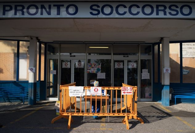 'We'd all be dead': Crumbling hospitals in southern Italy fear spread of coronavirus