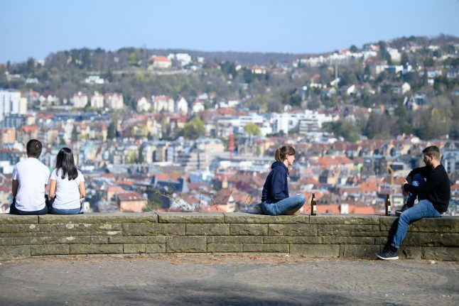 LATEST: Germany to extend coronavirus social distancing measures until May 10th