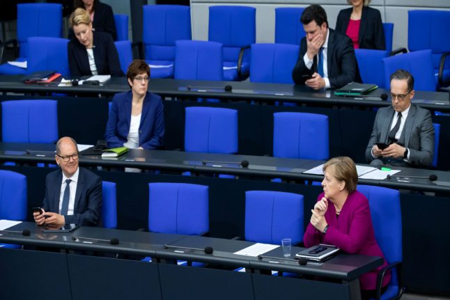 'Spirit of solidarity': Germany to 'significantly' raise EU budget contribution