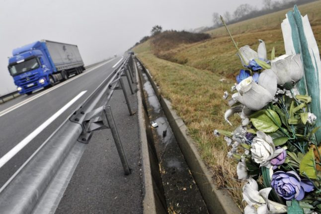 Deaths on the roads in France halved during lockdown