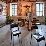Italian churches resume mass for first time in two months