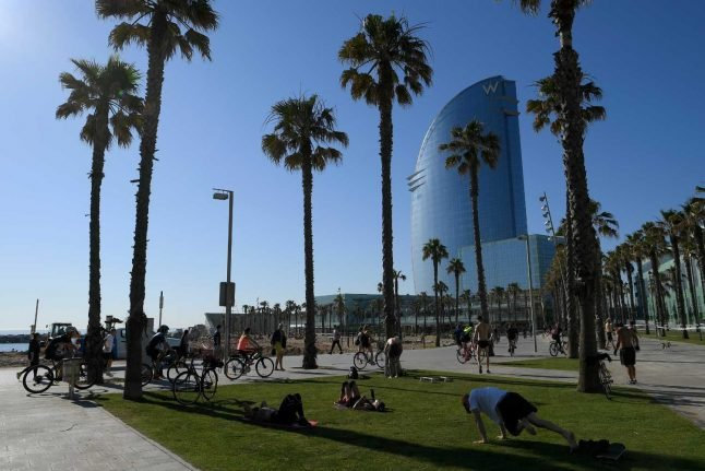 Spain to reopen to foreign tourists from July