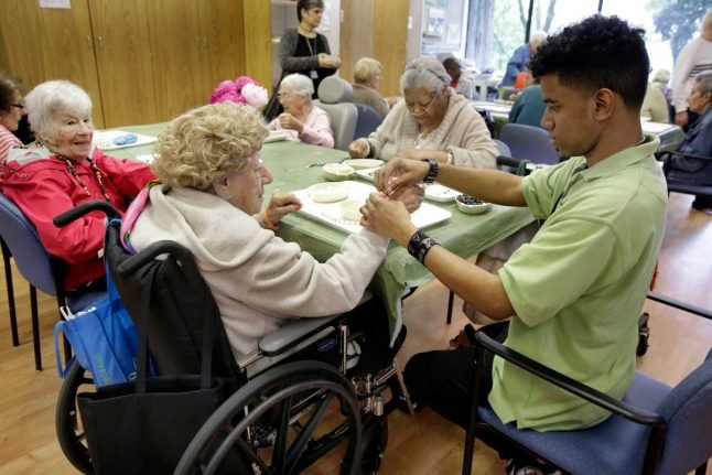 Coronavirus: Sweden admits failure to protect elderly in care homes