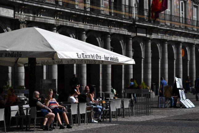Museums, hotels and bars to reopen in Madrid, Barcelona