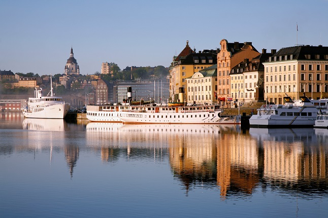 How to visit Stockholm without leaving your couch