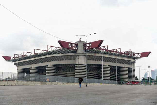 Demolition likely after Italy's San Siro deemed 'of no cultural interest'