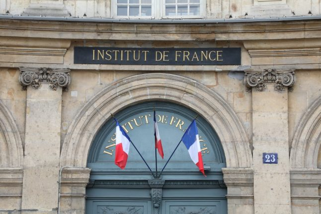 Swords, immortality and wifi: Five things to know about the Academie française