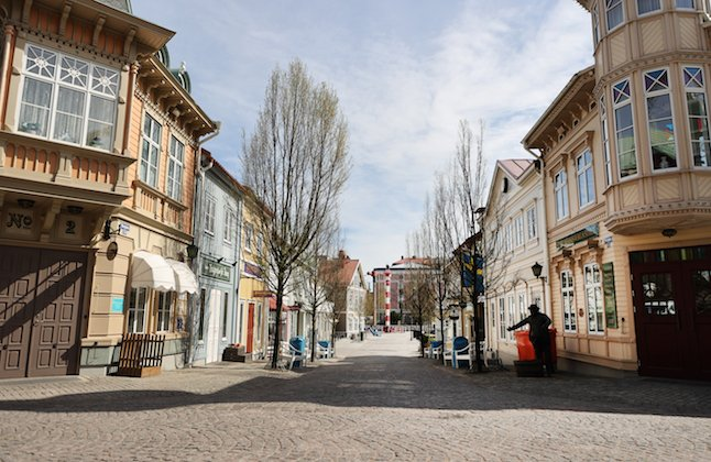 How to visit the city of Gothenburg without ever leaving your home