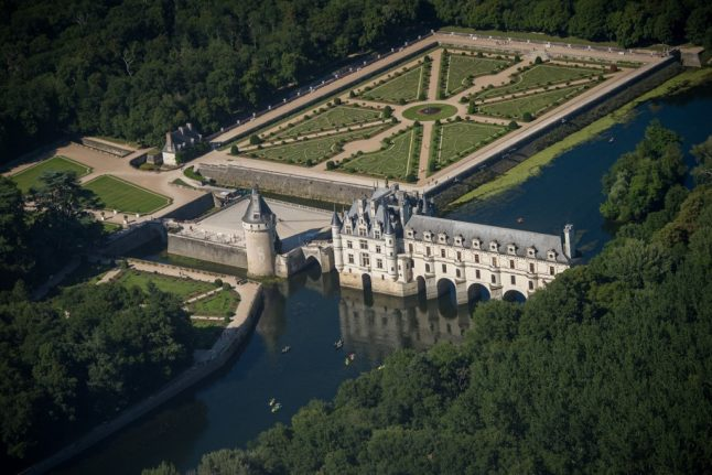 Timid reopening for France's Loire Valley chateaux