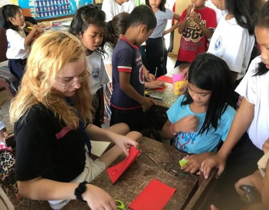 Community impact: the Stockholm school making a difference
