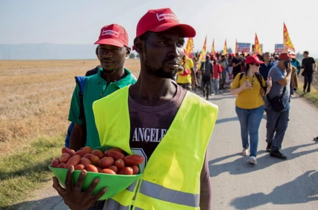 Italy to grant residence to undocumented migrant workers during coronavirus crisis