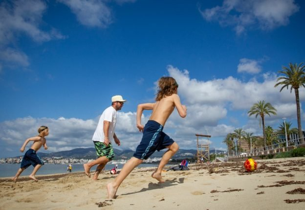 Coronavirus in Spain: 'Telling people to stay apart at beaches in summer won't work'