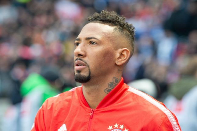 German footballer calls on white sportspeople to support Floyd protests