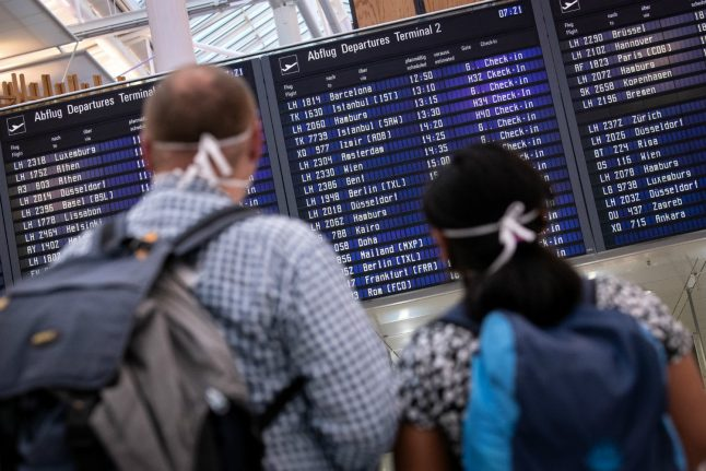 Germany lifts travel warning for 27 European countries
